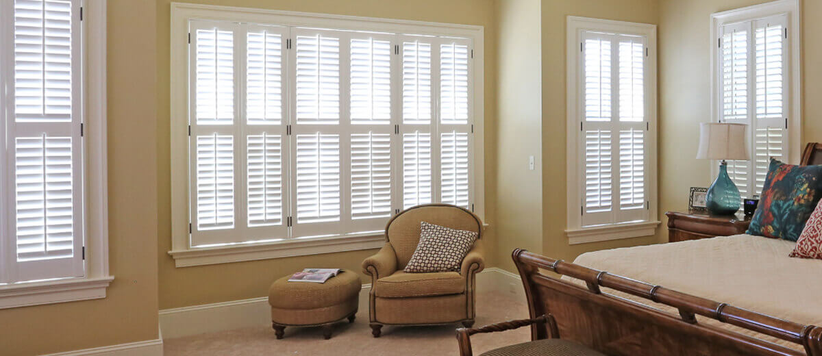 LA, Orange County Plantation Polymer Shutters