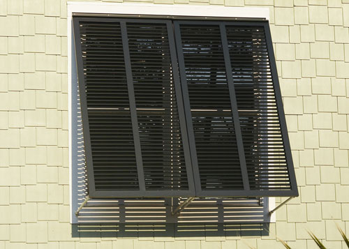 Bahama Window Shutters