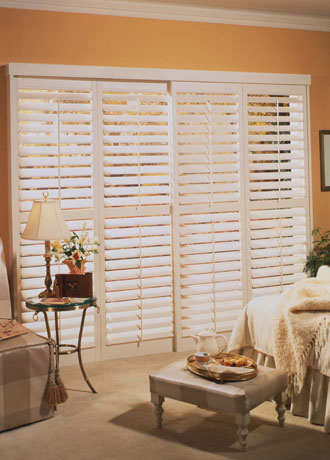 Los Angeles Polymer Window Shutter