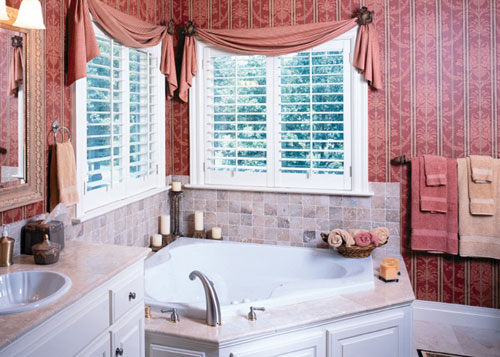 Bathroom Interior Shutters