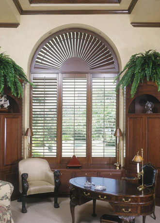 Wooden Window Shutters