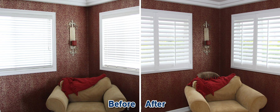 Affordable Interior Shutters in Orange County, CA