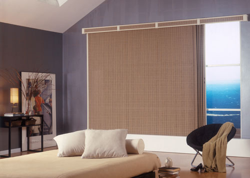 Window shades los angeles orange county ca pleated for Motorized shades los angeles