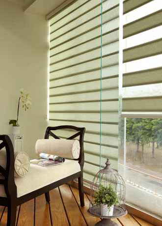 Combi Shade Blinds Design