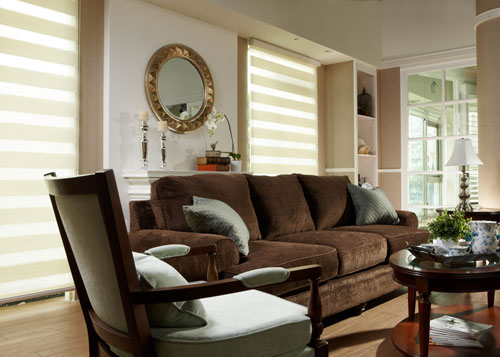 Living Room Blinds Shades