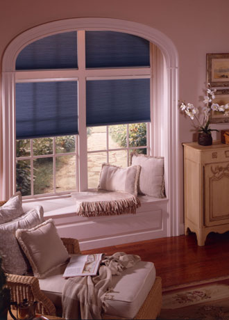 Fabric Horizontal Shades