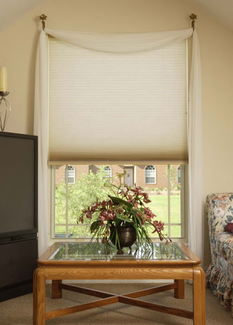 Tie-Up Window Shades
